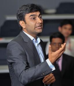 Dr. Sankalp Chaturvedi, Director, Rajiv Gandhi Centre for Innovation and Entrepreneurship at Imperial College London