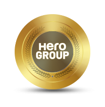 Founded by Hero Group