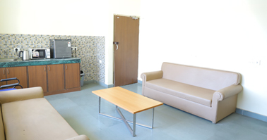 Apartment Common Room