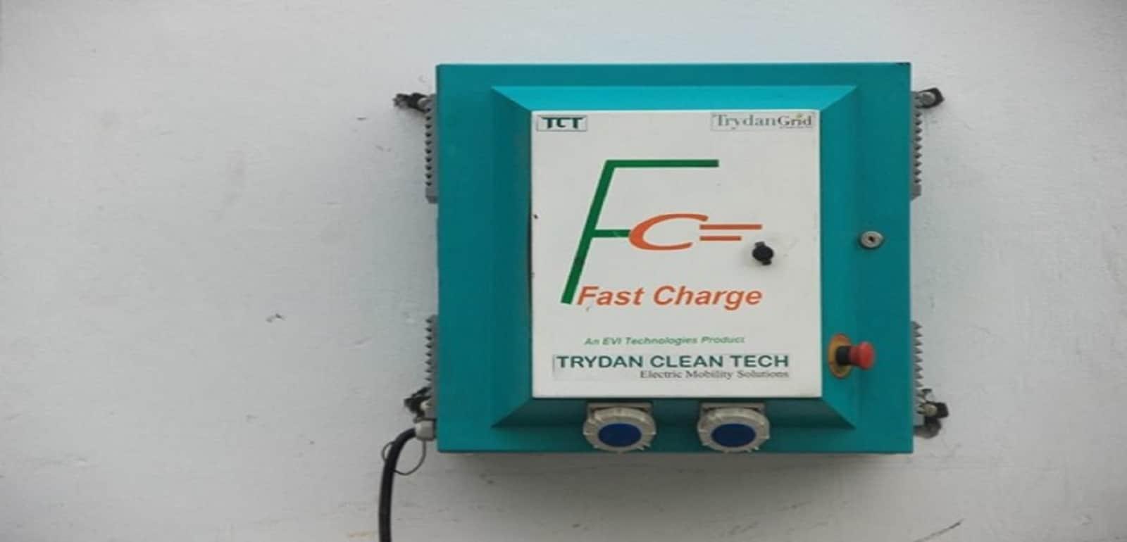 Trydan Clean Tech