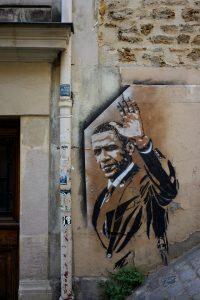 Fragments from Obama's Memoir