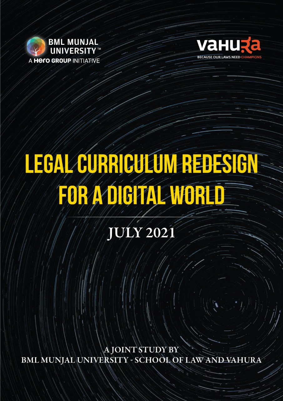Legal Education Redesign for a Digital World – Research Report